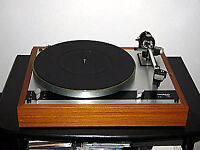 LOOKING FOR A THORNES TD-145 OR TD 160 TURNTABLE FOR PARTS