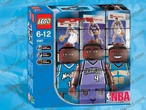 Lego NBA Collectors # 8 (3567) NEW IN BOX