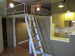 FUNKY LOFT APARTMENT Stratford Kitchener Area image 1
