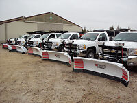 Commercial Snow Plowing & Salting (Worry Free Service)