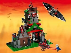 6088 robber's retreat lego