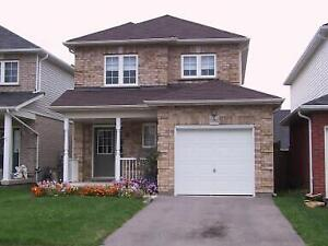 Beautiful Detached House for Lease in Oshawa-Close to UOIT