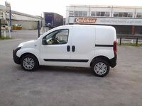 Great little van for local courier work