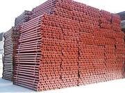 Stahlrohrstützen