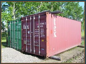 ON SALE New and Used Storage and Shipping Containers
