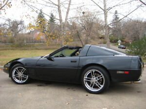 1992 Chevrolet Corvette FX3 Coupe (2 door)