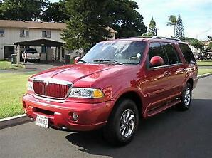 1998 Lincoln Navigator, looks and runs great