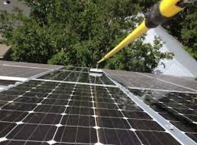 Solar Panel Cleaning - Free Quotes