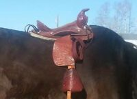 10 inch western saddle for sale