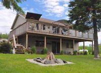 Modern Four Season Muskoka Cottage