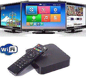 Android Box. Watch anything you want