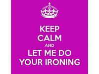 Ironing service Belfast