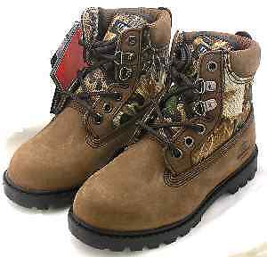 Winchester Boys  Waterproof Leather Boots Size 1 3044