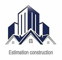 Estimation en construction