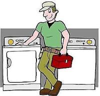 APPLIANCES   REPAIR INSTALLATION ELECTRIC AND  PLUMBING