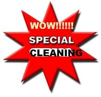 SPRING CLEANING SPECIALS !