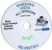 Windows Vista Business 64 Bit