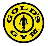 10 month membership golds gym 400$