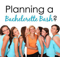 Wedding spa services- Mobile spa bachelorette