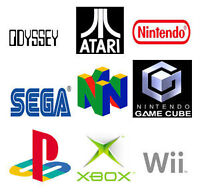 ************CASH FOR VIDEO GAMES AND CONSOLES************