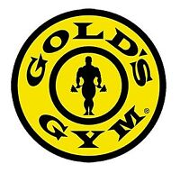 Golds gym membership