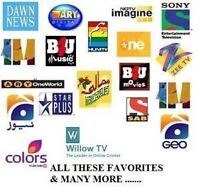 IPTV SERVER WITH All your English and Indian channels