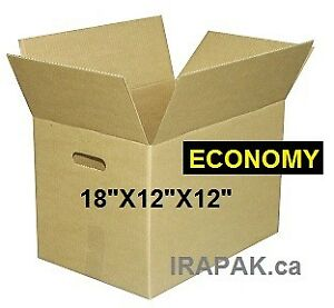 Economy Moving Boxes on SALE - Packing Supplies