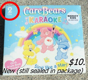 CARE BEARS KARAOKE (NEW)