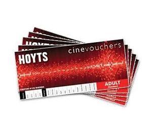 Hoyts restricted cine voucher Berwick Casey Area Preview