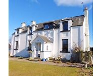 DETACHED COUNTRY HOUSE AND COTTAGE IN 1.3 ACRES - CHAPELTON, NEAR ARBROATH DD11 4RT