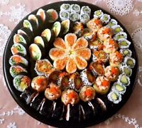 SUSHI FOR WEDDINGS AND PARTIES City of Montréal Greater Montréal Preview