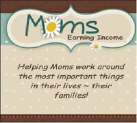 Moms Earning Income - Working From Home!!
