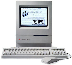Apple Macintosh Classic for Sale