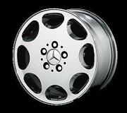 Mercedes Wheels 16 Chrome