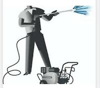 Pressure Washing, Painting, Demolition, Landscaping and more....
