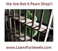 We're NOT a pawn shop, we will treat you with respect!