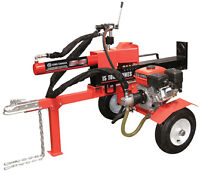 15 TON GAS LOG SPLITTER
