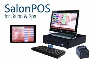 Salon or Barber shop  POS System on Promo Sale