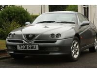 Alfa Romeo GTV 2L 16v Lusso in Grey