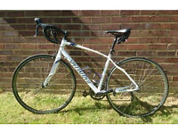 Specialized Dolce Sport EQ 2015 Women's Road Bike 54cm With Receipt - Not Cannondale Giant Trek