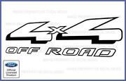 Ford 4x4 Off Road Decal