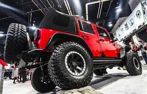 Off Road Pro Series Cat-Back System Magnaflow @offroad addiction London Ontario image 2