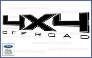 Ford 4x4 Stickers
