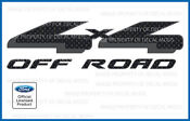 F150 4x4 Off Road Decal