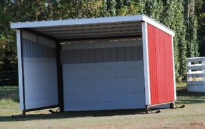 HORSE PORTABLE Shelter (new unit) @ DISCOUNT $$