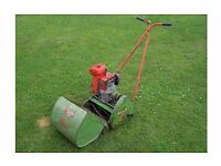 WANTED: Suffolk Petrol Cylinder Mower - any condition considered
