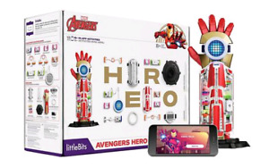 Avengers marvel programmable inventor kit kid phone