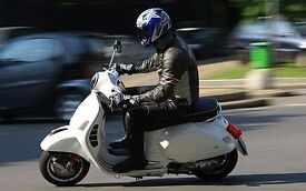 **MOPED DRIVER REQUIRED** Moped provided. Salary 21K