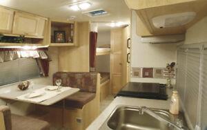 2008 R-vision 30ft travel trailer