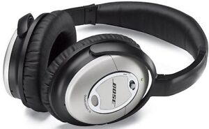Bose QC 15 - Used twice, comes with case